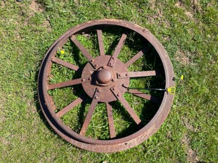 """1x 2' 5"""" Wheel"""