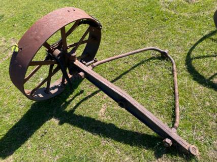 Wheel on Axle