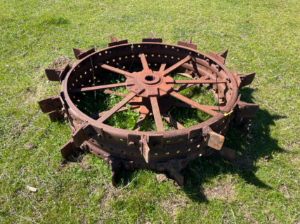 """1x 3' 8"""" Wheel"""