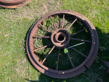 """1x 2' 6"""" Wheel"""