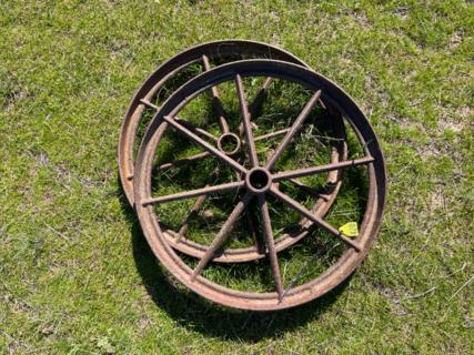 "2x 2' 4"" Wheels"