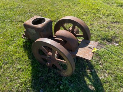 Fairbanks Morse Z 1.5hp Stationary Engine