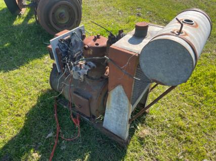 Stationary Engine Generator