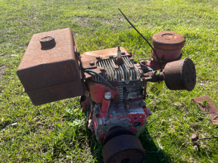 Air Cooled Stationary Engine