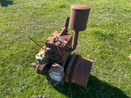 Moffat Virtue Stationary Engine