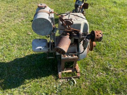 Pilot Stationary Engine