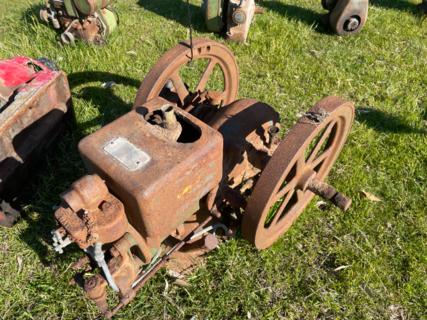 International M 1.5hp Stationary Engine