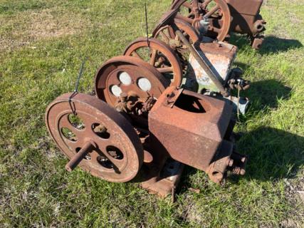 Cooper 2hp Stationary Engine