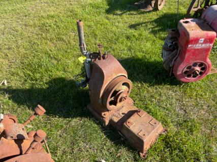 Misc. Stationary Engine