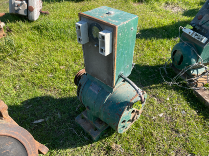 Ronaldson Tipett Generator