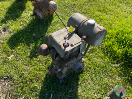 Villiers Air Cooled Stationary Engine