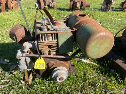 Villiers Air Cooled Stationary Motor