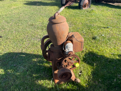 Moniter Stationary Engine