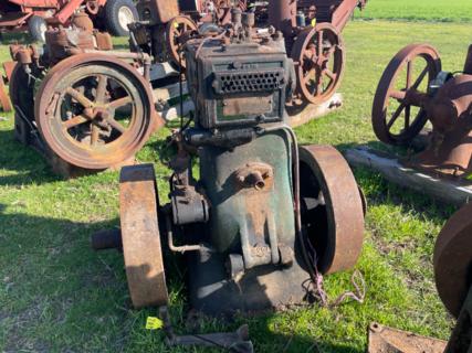 Bamford Diesel Stationary Motor