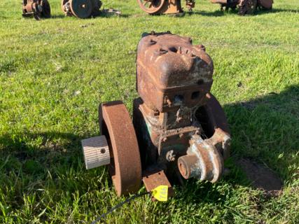 Ronaldson Tippett Stationary Engine