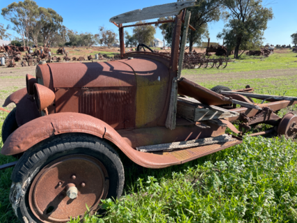 Ford Antique Vehicle