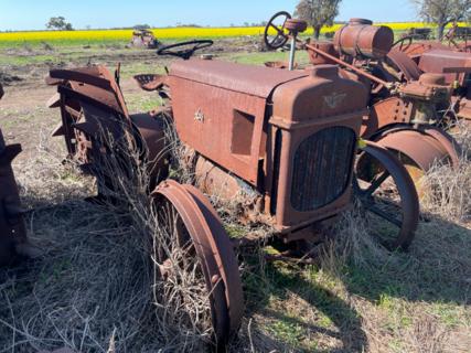 Austin Tractor
