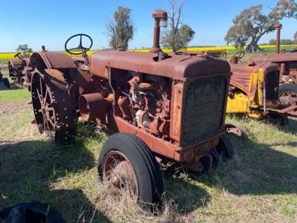 McCormick Deering WD-40 Tractor