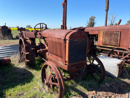McCormick 10-20 Tractor
