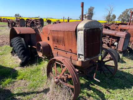 Vickers 23-40 Tractor