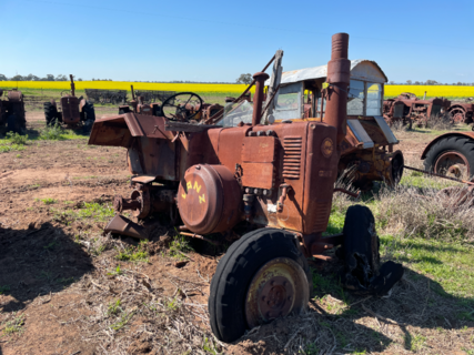 Lanz Bulldog 2806 Tractor