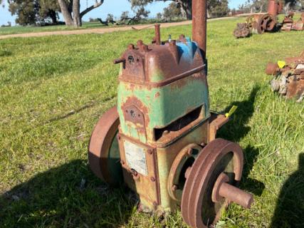 Cooper Stationary Motor