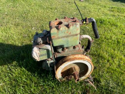 Ronaldson Tippett N Model Stationary Engine