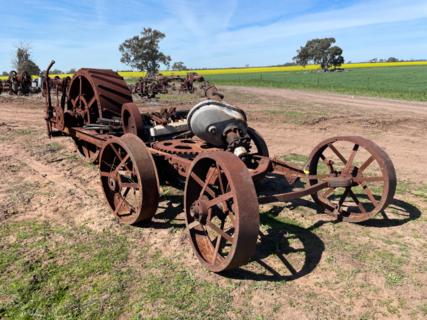 Benz Sendling 3 Wheel Tractor