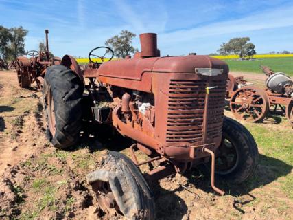 McCormick Deering WD9 Tractor