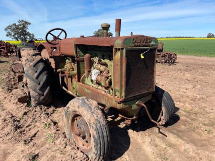 Oliver Hart-Parr 28-44 Tractor