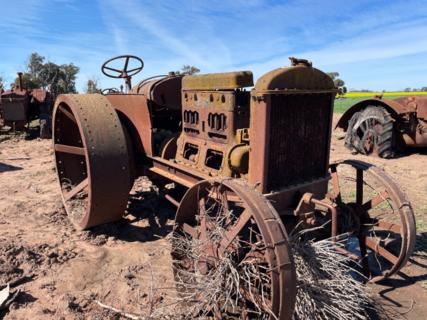 Peterbro Tractor