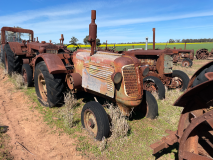 Oliver 70 Tractor