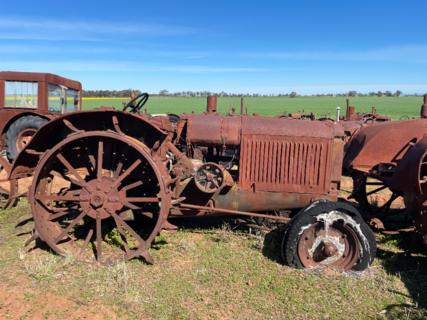 McCormick Deering 22-36 Tractor