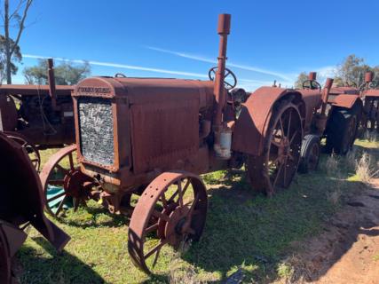 McComick Deering 15-30 Tractor