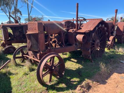 Hart-Parr 18-36 Model Tractor