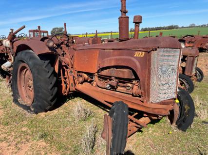 Massey Harris 203 Tractor