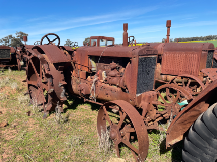 Wallis 15-27 Tractor