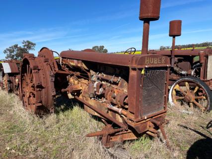 Huber Tractor
