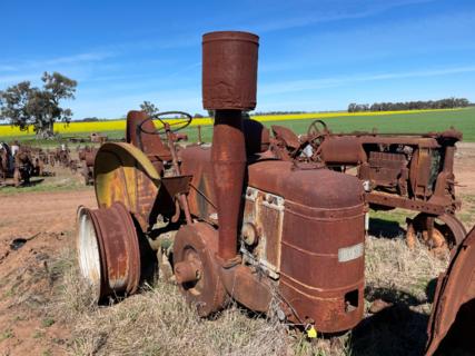 Fieldmarshall Series 2 Tractor