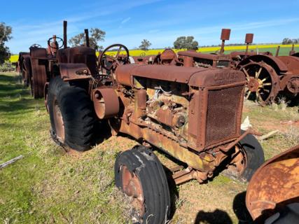 Oliver 80 Hart-Parr Tractor