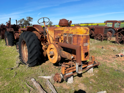 Field Marshall Series 3A Tractor