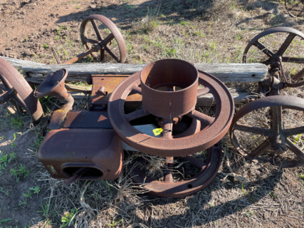 Hercules 5hp Stationary Engine with Transport