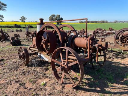 Austral Oil Engine Hot Bulb No. 10774
