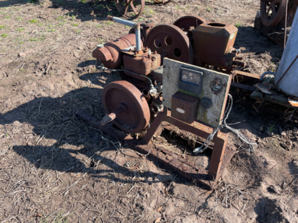 Petter Stationary Engine
