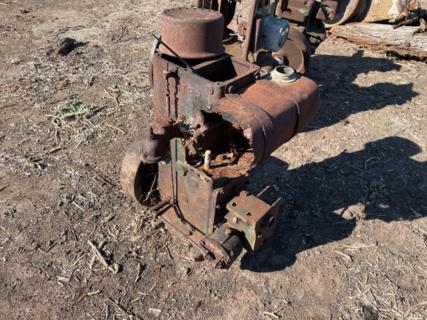 Lister D Stationary Motor