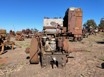 Ruston Hornsby Diesel Motor