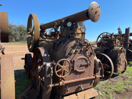 Foster & Co Portable Steam Engine No. 3547