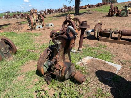 Ronaldson Tippett 6hp Diesel Stationary Engine