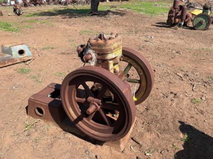 Ronaldson Tippett 4hp Stationary Engine