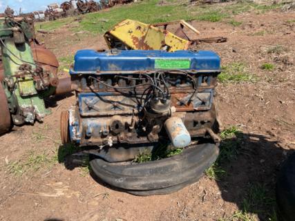 Ford 6 Cylinder Engine